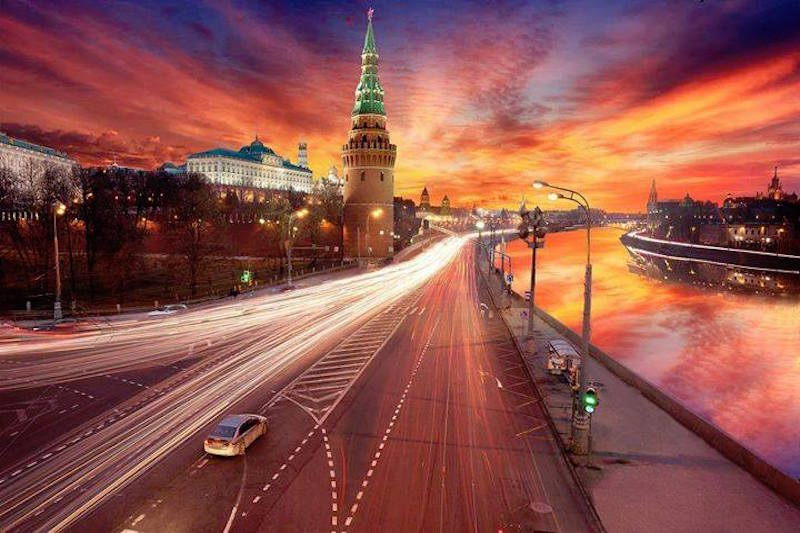 Moscow: get a Russian voucher with SPB24